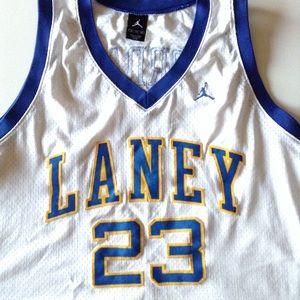 wholesale dealer 94039 4f06f Vintage Jordan Jersey Laney 23 size 3XL